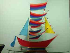 Sailboat Mobile From How Bizarre