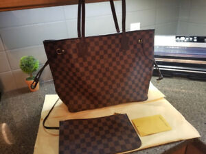 Sac Louis Vuitton Neverfull MM neuf