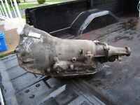 Chevy 4L60 Electronic Hydramatic Transmission - Replaced 700R4