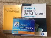 Dental Nurse text books