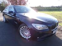 2011 BMW 7 Series 730d SE Luxury Edition 4dr Auto Sunroof! Soft Close Doors! ...