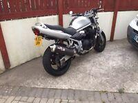 2002 Suzuki bandit 1200