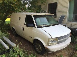 1999 Chevrolet Astro Fourgonnette, fourgon