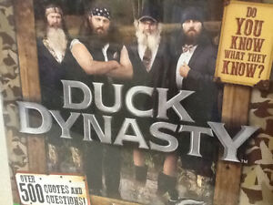BRAND NEW DUCK DYNASTY REDNECK WISDOM FAMILY PARTY GAME London Ontario image 1
