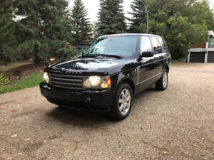 2008 Range Rover HSE | Immaculate Condition | Low Km's!