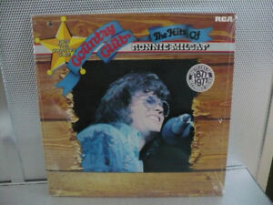 NEUF- NEW-THE HITS OF RONNIE MILSAP COUNTRY CLUB -VINTAGE 1977