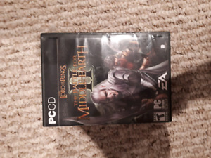 Lord of the rings:the battle for the middle earth II