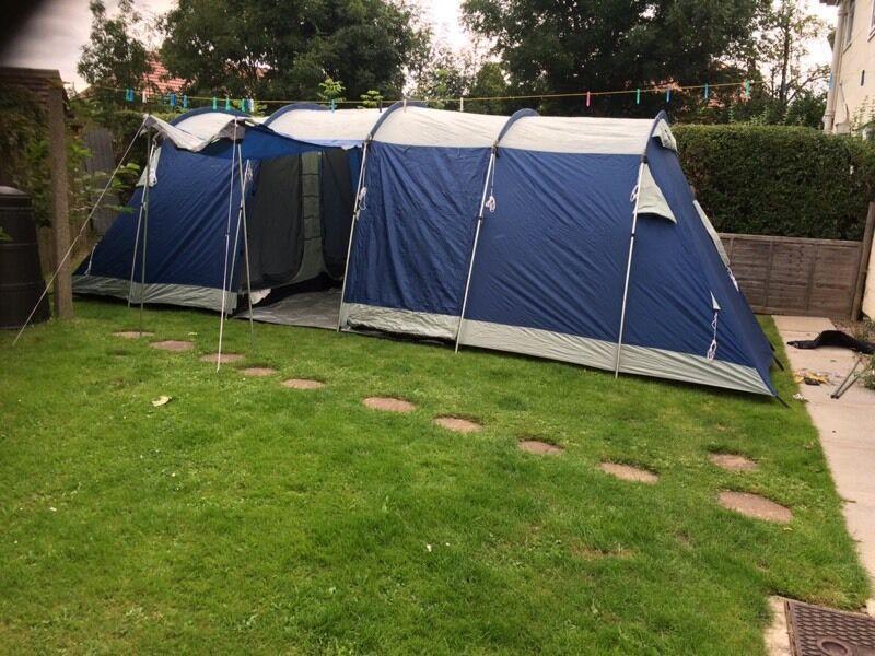 Proaction 8 Man Tent In Crewe Cheshire Gumtree