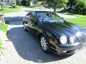 2002 Jaguar S-TYPE Berline