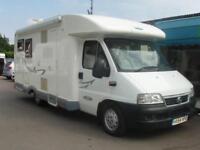 2005 McLouis Tandy Plus 670 Motorhome 4 Berth 2.8 Diesel