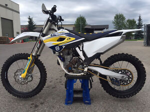 2015 Husqvarna FC350 ***Excellent Condition""