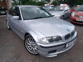 2001 BMW 3 Series 325i Sport 4dr Auto 4 door Saloon