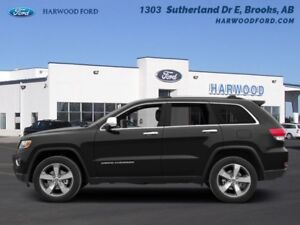 2014 Jeep Grand Cherokee Overland  - Navigation
