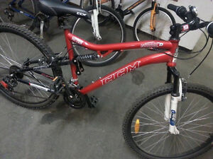 4 bikes for a family or individuals
