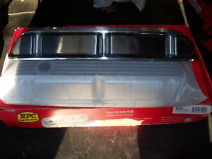 SB FORD ALUMINUM FINNED VALVE COVERS NEW IN BOX London Ontario image 2