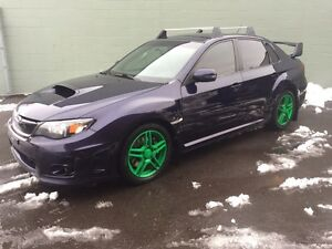 2011 Subaru STi - sport tech package