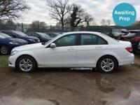 2013 MERCEDES BENZ C CLASS C220 CDI Executive SE 4dr Auto
