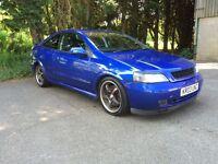 Vauxhall Astra turbo coupe Ltd edition Bertone