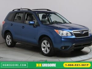 2015 Subaru Forester PZEV AWD A/C BLUETOOTH MAGS