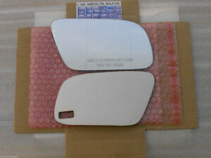 685RC - Audi A4 A6 A8 S4 S6 S8 Mirror Glass Passenger Side Right