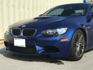 2013 BMW E92 M3 Coupe - Lemans Blue 6-spd Excellent V8 M4 M2