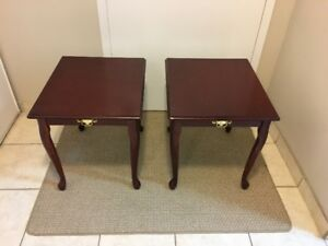 Matching Living Room End Tables