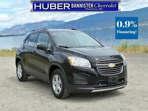 2016 Chevrolet Trax AWD/Turbo/Sunroof/
