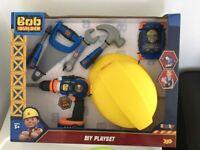 Brand new bob the builder tool set