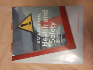 Occupational Health and Safety Textbook (By Goetsch and Ozon)