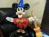 Balloon animals(2hr-$60-add 1hr for $20 total 3hr FOR JUST $80.)