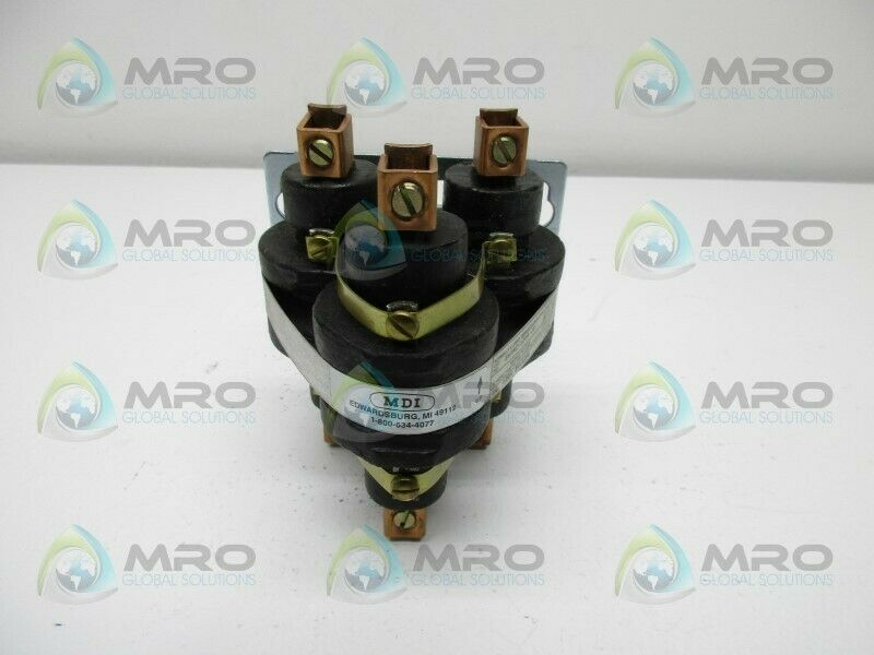 MDI 360NC-120A-18 CONTACTOR * NEW NO BOX *