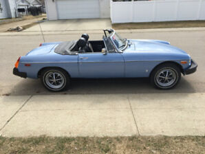 1976 MG Mark IV