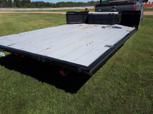 8.5x10 Toy trailer 3 foot v nose
