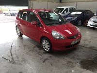2007 07 Honda Jazz se automatic 1339cc 5 dr excellent condition guaranteed cheapest in country
