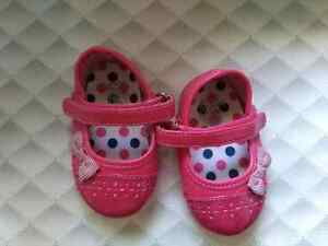 NEW BABY SHOES - SIZE 2!! Kitchener / Waterloo Kitchener Area image 1