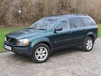 2003 53 Volvo XC90 2.4 D5 SE Auto Geartronic 7 Seater Diesel 4x4