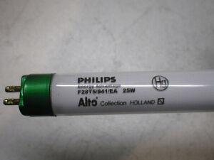 Case of 40 - Philips F28T5/841 HE Alto Fluorescent 25W T5 Bulbs