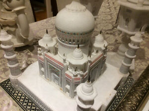 Marble Taj Mahal Showpiece Cambridge Kitchener Area image 3