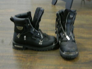 Milwaukee woman's boots - great for motorcycle riders