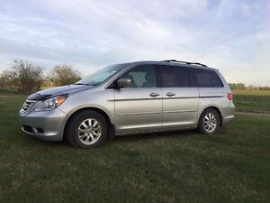 2008 Honda Odyssey EX-L Minivan