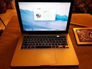 Taking offers on: Mid 2010 13 inch MacBook pro