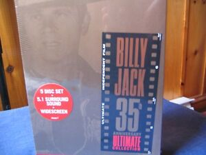 Billy Jack 35th Anniversary Ultimate Collection