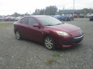 2010 Mazda Mazda3 Sedan !! 5 SPEED !! NEW M.V.I !!