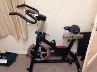 Exercise bike pretty much brand new