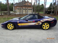 1998 Chevrolet Corvette indy 500 pace car convertible