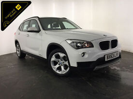 2013 63 BMW X1 XDRIVE 18D SE ESTATE 1 OWNER SERVICE HISTORY FINANCE PX WELCOME