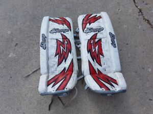 Stomp Custom Goalie Pads