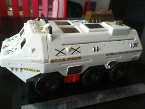 1996 Lanard Star S.T.A.R. Force Mobile Ground Support ATV Toy