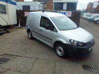 Volkswagen Caddy 1.6TDI ( 102PS ) C20 2012