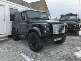 2015 (65) Land Rover Defender 90 XS Station Wagon Bowler Edition 2.2TD